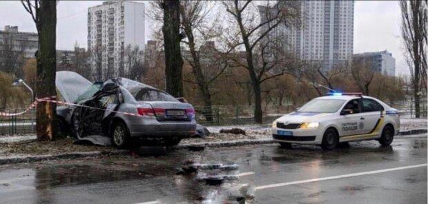 Авария в Киеве, фото: dtp.kiev.ua