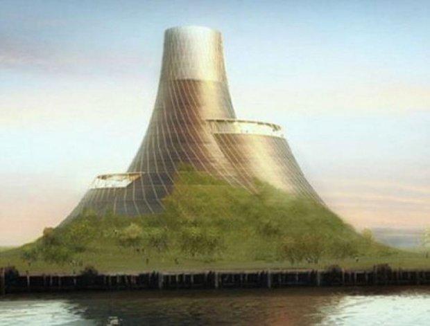 У Фукусімі побудують електростанцію на біомасі