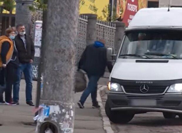 Заробитчане в Польше, скриншот: YouTube