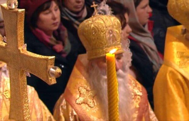 служба в церкві / скріншот з відео