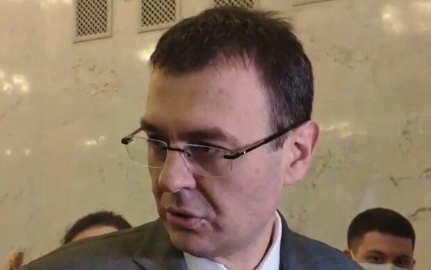 Даниил Гетманцев, кадр из видео