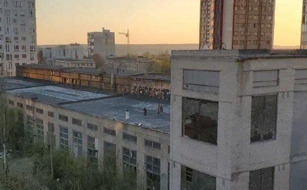 Публікація каналу Х**вый Харьков: Telegram