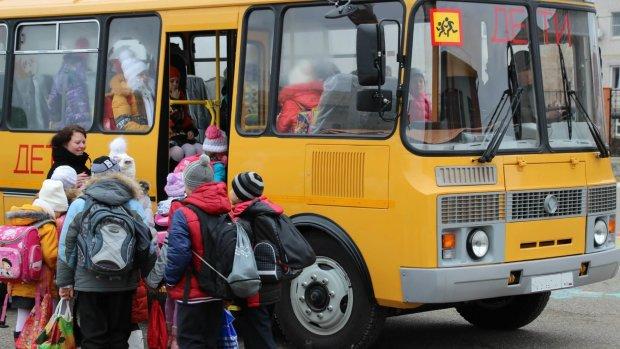 Массовое отравление детей в Киеве: на этот раз опасность подстерегала в автобусе