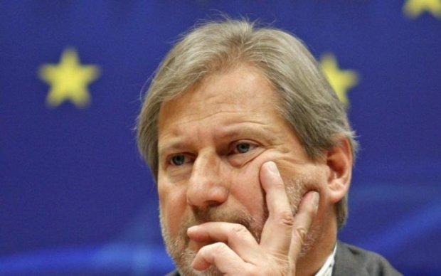 Єврочиновники розкритикували закон про е-декларування в Україні