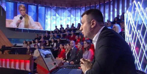 Тимошенко напомнила Зеленскому об опасности: мир, Донбасс, Крым и 5 лет болтовни