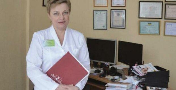 Лариса Назаренко, фото: Жіночий лікар