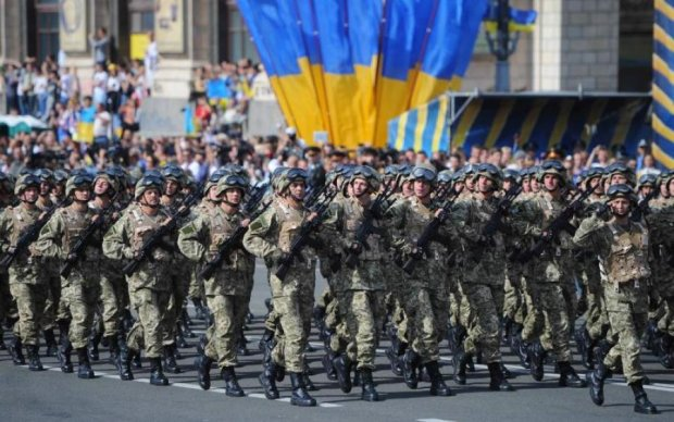 Кремлевские пропагандисты рассказали свою версию парада ко Дню Независимости в Киеве