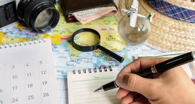 Список речей, які потрібно зробити перед подорожжю