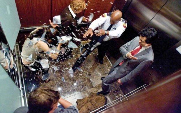 Ліфт-вбивця мало не поховав киянина: моторошні подробиці