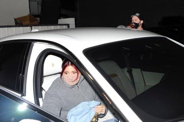 Кайли Дженнер, фото TMZ
