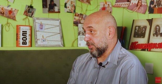 Служба вихідного дня: Кривонос розповів, хто має входити до тероборони