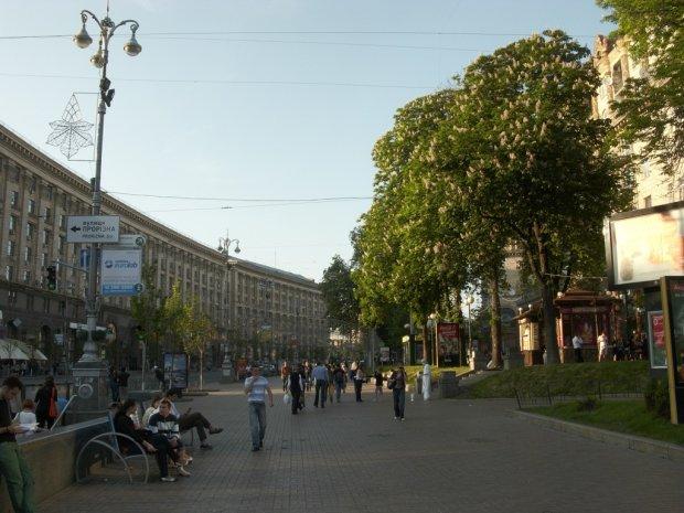 Каштани столиці