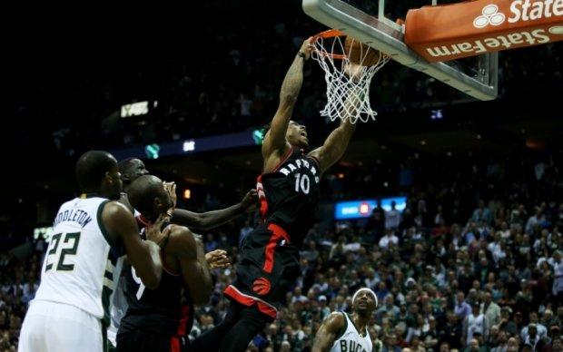 НБА: Бенефіс Дерозана в найкращих моментах ігрового дня