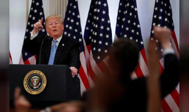 Трамп вводит смертную казнь