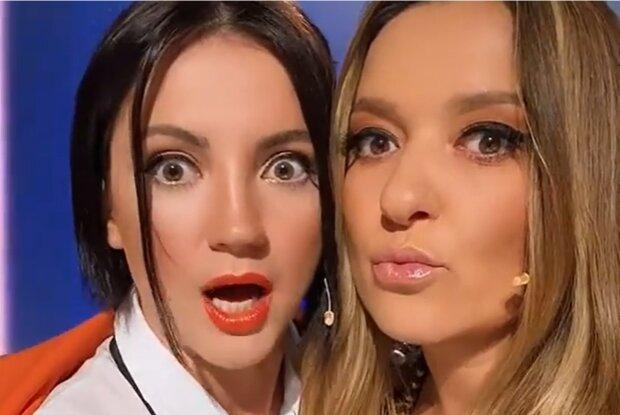 Наталя Могилевська і Оля Цибульська, instagram.com/nataliya_mogilevskaya