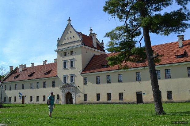 Археологи рассказали о невероятном открытии около Жолковского замка: существовал еще в XVII веке