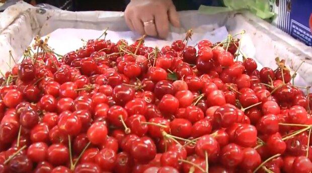 На Тернопольщине стартовал ягодный сезон - по чем клубника и черешня
