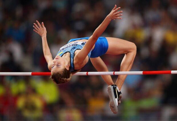 Украинская легкоатлетистка Ярослава Магучих напрыгала мировой рекорд U20