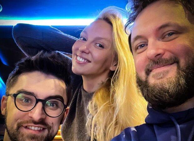Дзідзьо та Оля Полякова, фото з Instagram