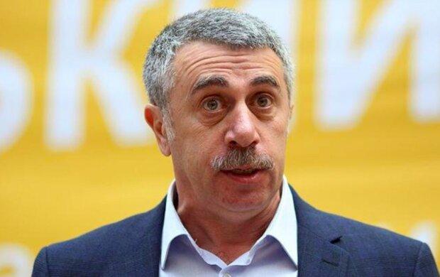 Комаровський запропонував план по вигнанню дифтерії з України: одним щепленням не обійтися