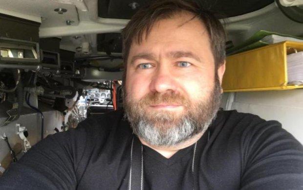 """Скандального українського журналіста в Чехії побили """"свої ж"""""""