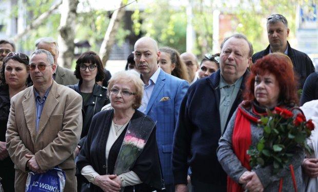 У Києві відкрили новий меморіал на честь відомої артистки: вона не любила пишних слів