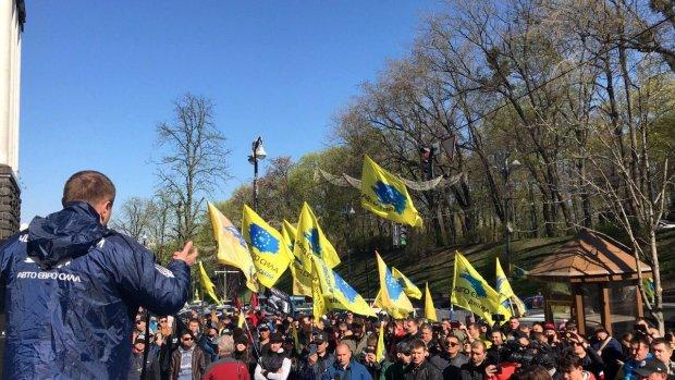 """Перевозчики отказались от """"евроблях"""": как это скажется на кошельке украицев"""