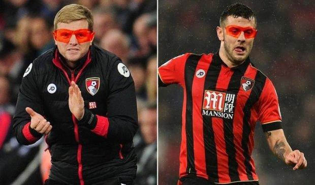 Гравцям англійського клубу видали окуляри для сну