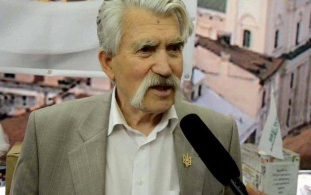 Левко Лукьяненко отмечает 89 день рождения
