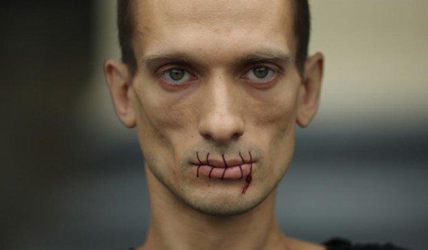 Вандалізм за мотивами ідеологічної ненависті - Павленський отримав вирок