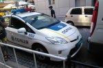 З'явилося відео атаки на авто з дітьми відомої ведучої в Києві