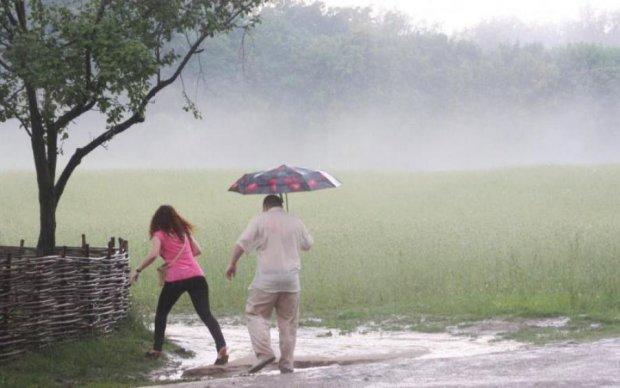 Погода зіпсує киянам День міста