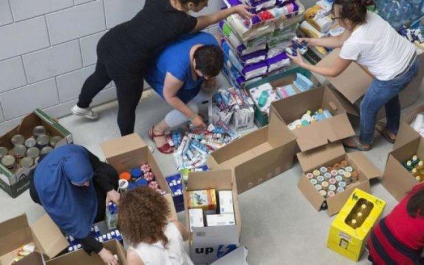 Гуманитарка на продажу: бизнесмена подозревают в торговле краденым