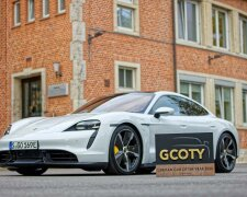 Porsche Taycan, gtspirit.com