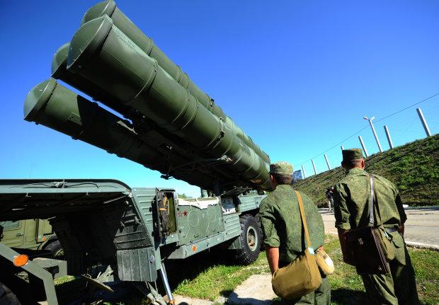 Разведка слила карту расположения путинских С-400 в Крыму: куда долетят ракеты