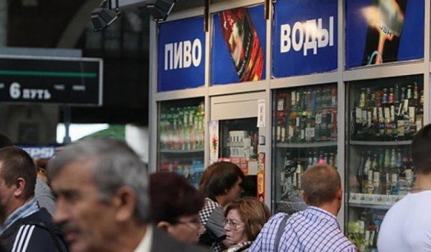Киеву вернули подпольные наливайки
