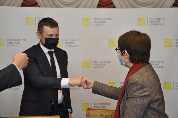 Мінфін - фото Міністерства фінансів України