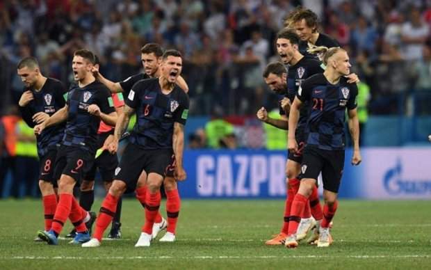 Рано радовались: Хорватия вышибла Россию с ЧМ-2018