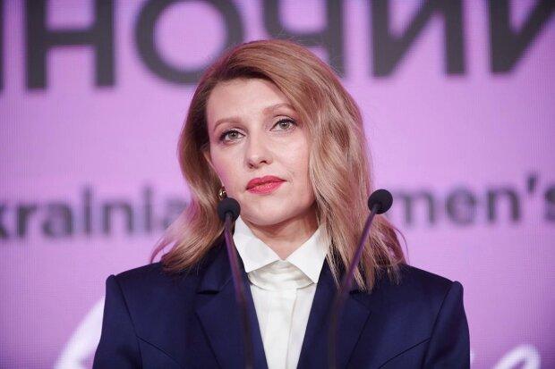 Политолог показал, как рвут на части Елену Зеленскую в Facebook