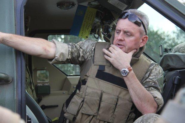 """Муженко рассказал, как началась война на Донбассе: """"Это все бред"""""""