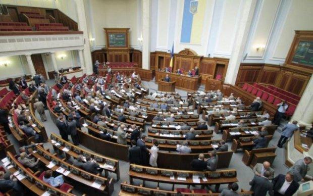 Украинских политиков изобразили в острой карикатуре
