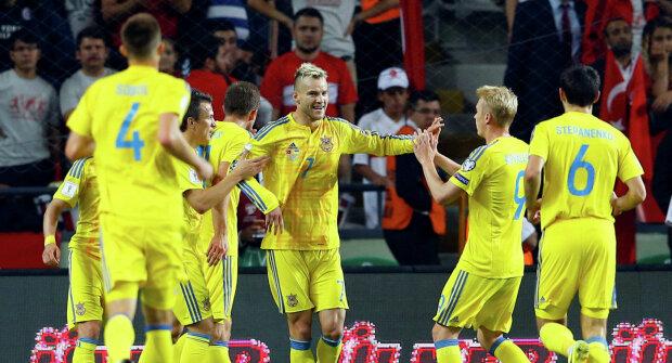 Українська збірна з футболу