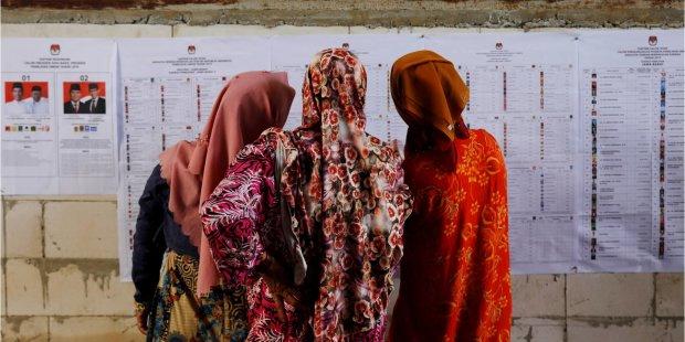 Вибори у Індонезії
