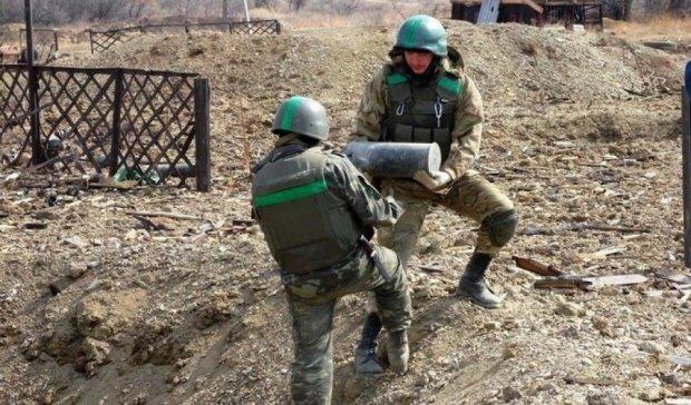Рятувальники спільно з ОБСЄ розміновуватимуть території на Донбасі
