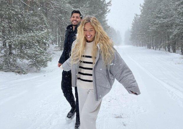 Никита Добрынин и Даша Квиткова, фото Instagram