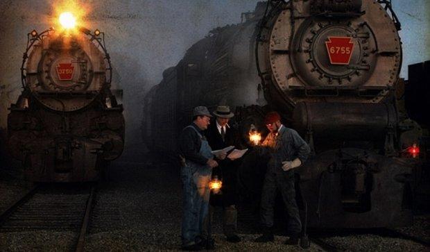 Знімки старовинних паровозів очима фотографа-самоучки (фото)