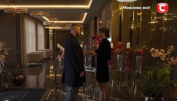 Холостяк, скриншот из видео