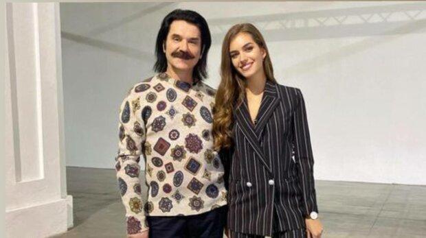 Павел Зибров и Александра Кучеренко, фото: Instagram