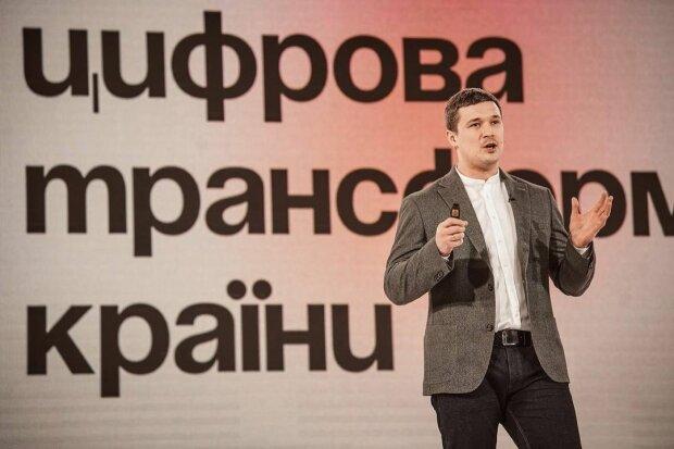 Михайло Федоров / фото : instagram.com/michael.fedorov/