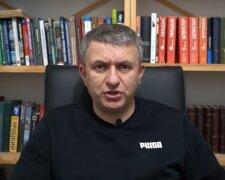 Юрій Романенко, скріншот із відео